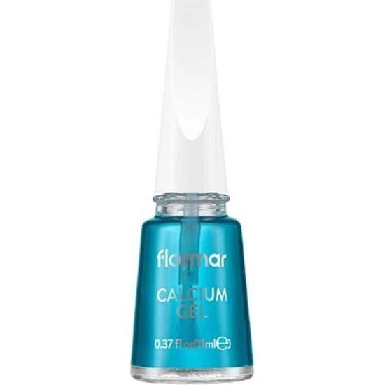 Flormar Nail Care Calcium Gel - Tırnak Bakım Jeli 11ml