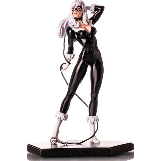 Iron Studios Marvel Black Cat Art Scale Statue