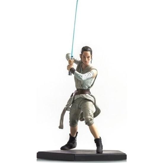 Iron Studios Star Wars Rey Art Scale Statue