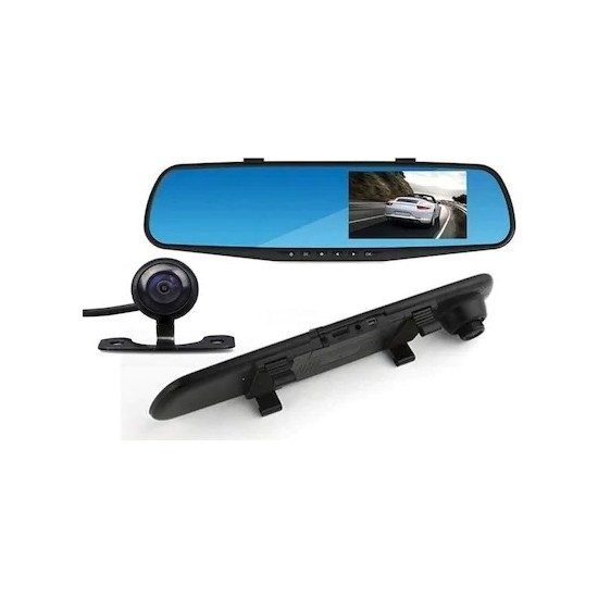 Piranha Araç İçi Yol Kayıt Kamerası