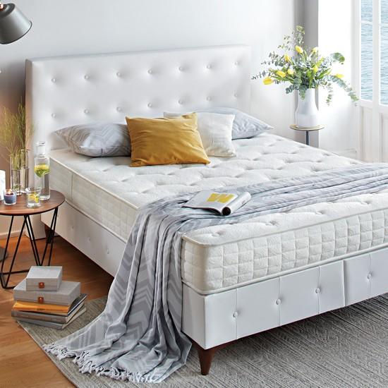 Yataş Bedding SİLVER THERAPY DHT Yaylı Seri Yatak (Tek Kişilik - 90x190 cm)