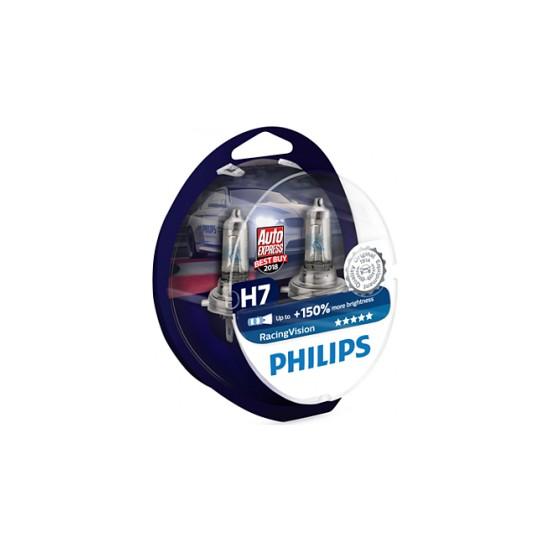 Philips Ampul H7 55W Racing Vision