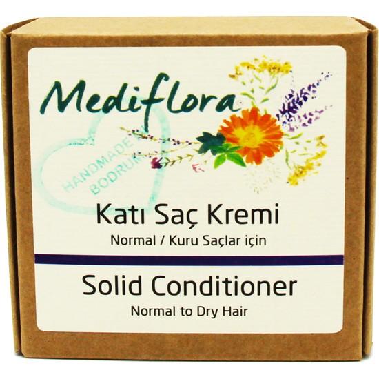 Mediflora Kuru/Normal Saçlar İçin Katı Saç Kremi (Konsantre)