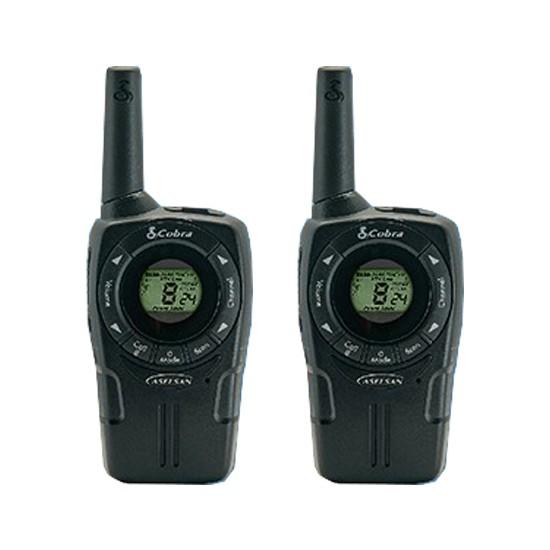 Aselsan Cobra PM665 PMR El Telsizi (2 Adet Cihaz, 2 Adet Pil Seti, 1 Adet İkili Masa Üstü Şarj Cihazı)