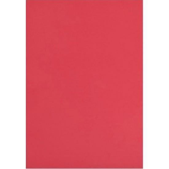 Bafix Eva Düz Renk 2.0 MM 50X70 Cm Kırmızı 10 Lu (1 Paket 10 Adet)