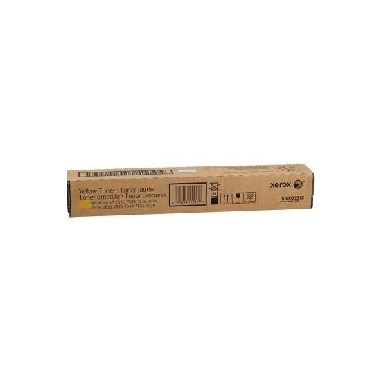 Xerox Workcentre 7525-006R01518 Sarı Fotokopi Toner