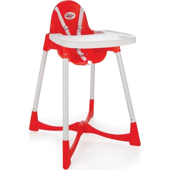 Pilsan Pratik Mama Sandalyesi / Kırmızı