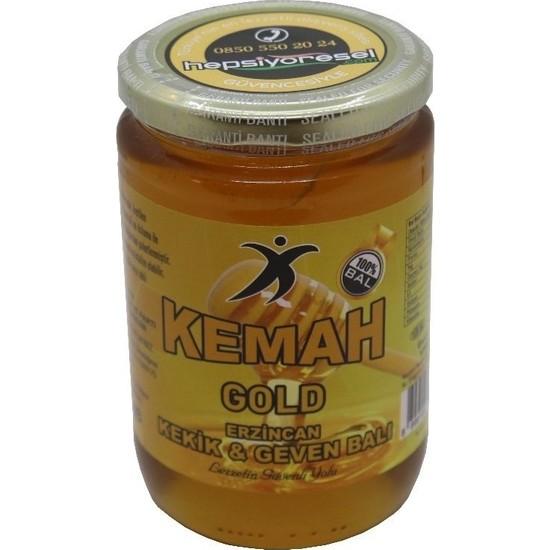 Kemah Gold Süzme Kekik Balı (Erzincan) 850 gr