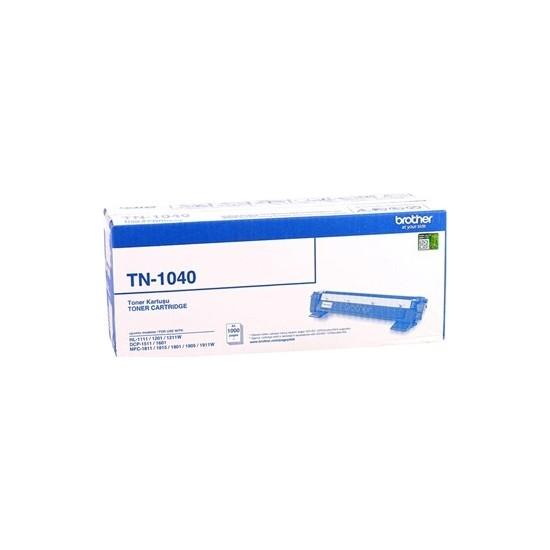 Brother TN-1040 Toner HL1111-1201-1211-1511-1601-1810-1905-1911
