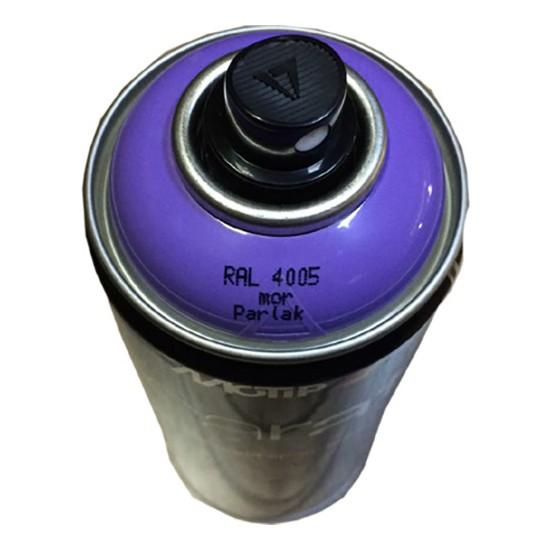 Motip Carat Parlak Mor Sprey Boya - 400 ml RAL4005