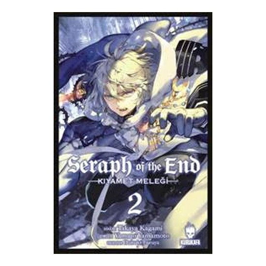 Seraph Of The End:Kıyamet Meleği Cilt 2
