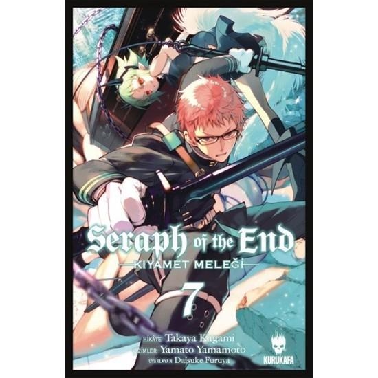 Seraph Of The End Kıyamet Meleği 7 - Takaya Kagami