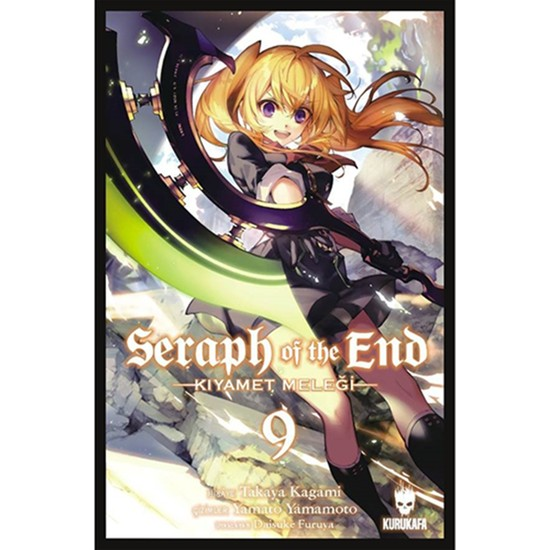 Seraph Of The End Kıyamet Meleği 9 Seraph Of The End 9 - Takaya Kagami