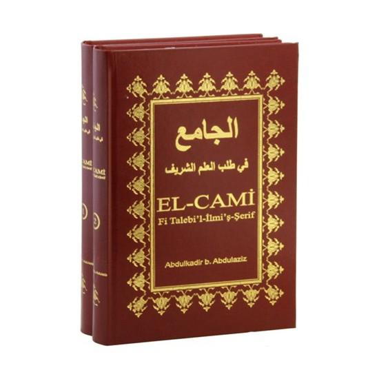 El Cami Fi Talebi'L İlmi'Ş-Şerif Tercümesi (2 Cilt Takım)-Abdulkadir Bin Abdulaziz