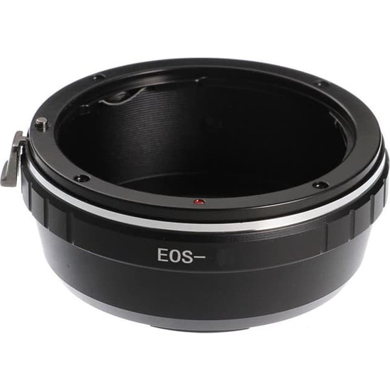 Ayex Panasonic Micro 4/3 (M4/3) Uyumlu Canon EOS Lens Adaptörü