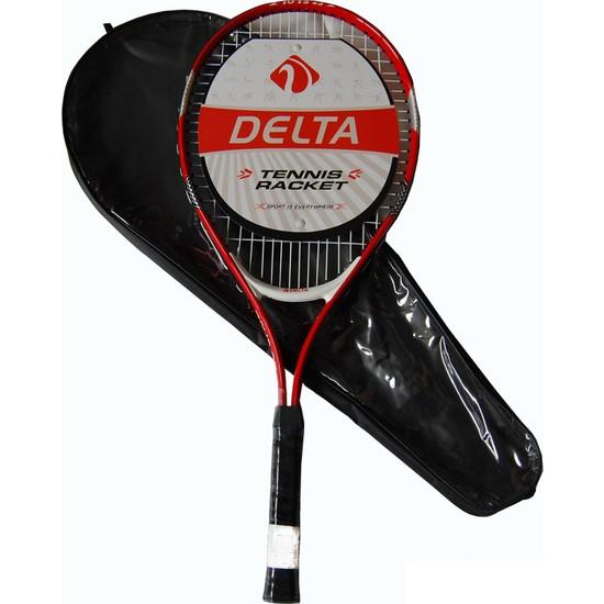Delta Max Joys 25 İnç Komple Çantalı Kort Çocuk Tenis Raketi