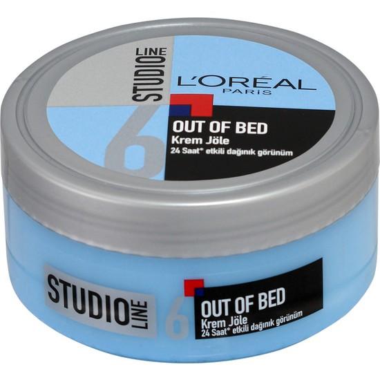 L'Oréal Paris Studio Line Out Of Bed Kavanoz Jöle