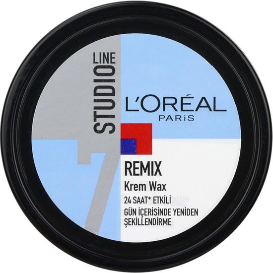 Studio Line Remix Krem Wax 150 Ml
