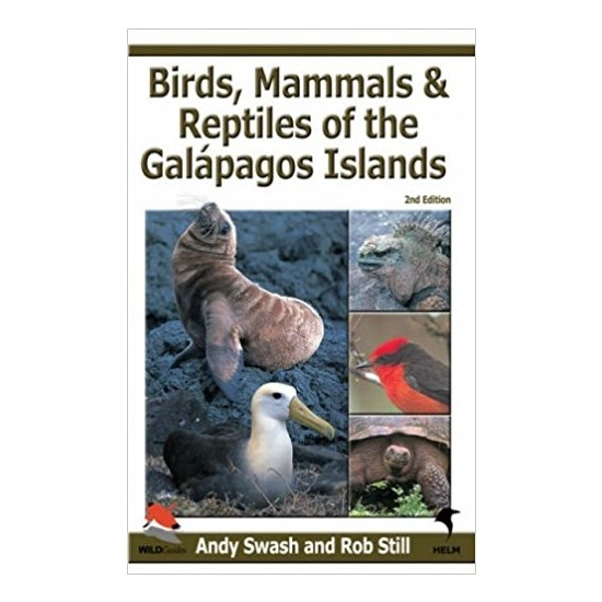 Birds, Mammals And Reptiles Of The Galapagos Islands