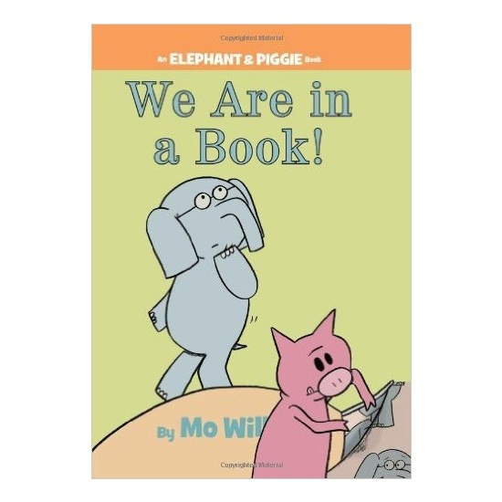 We Are İn A Book