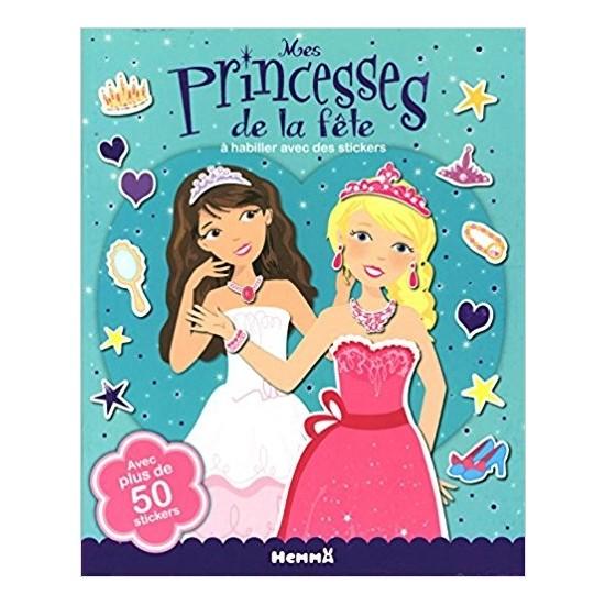 Mes Princesses De La Fete