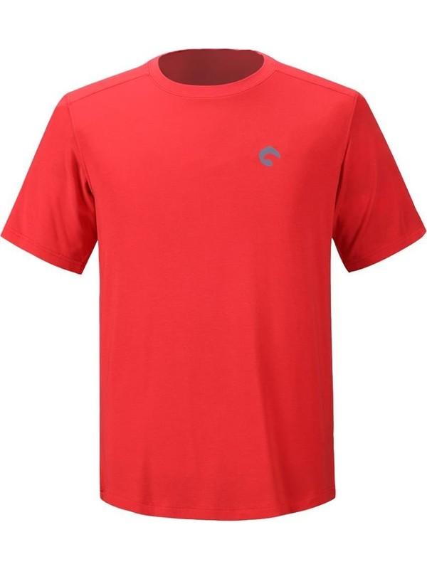 Panthzer Sumaco Erkek Tişört Kırmızı