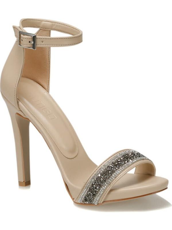 Butigo Pooky12Y Cilt Ten Rengi Kadın Sandalet