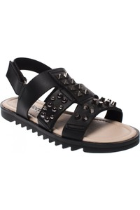 Vicco Girl's Black Sandal