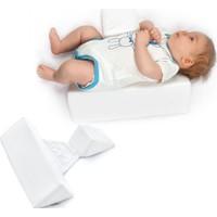 Babyjem Bebek Güvenli Uyku Yastığı Beyaz