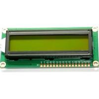 Tasar Mühendislik LCD Ekran 1602 16x2 Yeşil Aydınlatmalı Arka Işık Arduino