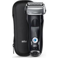 Braun Series 7 7842s Erkek Elektrikli Folyo Tıraş Makinesi Islak ve Kuru Şarj Edilebilir ve Kablosuz Sakal Yogunlugu Okuma Özellikli Tıraş Makinesi