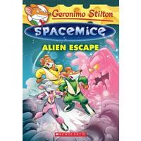 Alien Escape (Spacemice 1) - Geronimo Stilton
