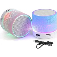 Music Işıklı Hoparlör Speaker
