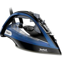Tefal FV9848 Ultimate Pure Kireç Avcısı 3200 Watt Buharlı Ütü Mavi - Siyah - 1830007152