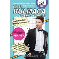 Süper Bulmaca&Zeka Oyunları 13 - Bertan Kodamanoğlu