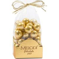 Melodi Çikolata Altın Renkli Fındık Şekeri 150gr