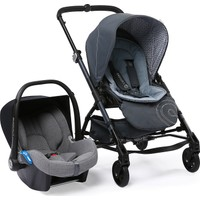 Concord Soul Travel Sistem Bebek Arabası Steel Grey