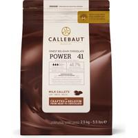 Callebaut Sütlü Damla Güçlü 41 Çikolata (2.5 kg)
