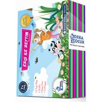 Orka Çocuk 1. Sınıflar İçin Ezgi ile Zeytin Hikaye Seti 10 Kitap