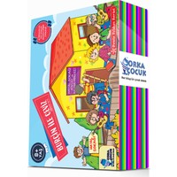 Orka Çocuk 2. Sınıflar İçin Burçin İle Ceviz Hikaye Seti 10 Kitap