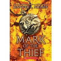 Mark Of The Thief 1 - Jennifer A. Nielsen