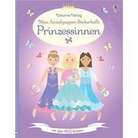 Prinzessinnen (Stickerbuch) - Fiona Watt