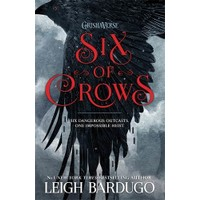 Six Of Crows 1 - Leigh Bardugo