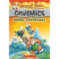 Shoo, Caveflies (Cavemice 14) - Geronimo Stilton
