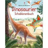Dinosaurier Schablonenbuch - Alice Pearcey