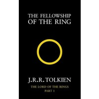 The Lord Of The Rings 1: Fellowship Of The Ring - J. R. R. Tolkien