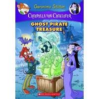 Ghost Pirate Treasure (Creepella Von Cacklefur) - Geronimo Stilton