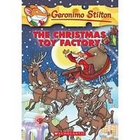 The Christmas Toy Factory (Geronimo Stilton 27) - Geronimo Stilton