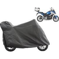 ByLizard Yamaha X-Max 250 Abs Arka Çanta, Topcase Uyumlu Premium Kalite Motosiklet Branda