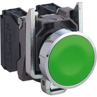 Schneider Electric 22 Mm 1Na Yeşil Yaylı Buton